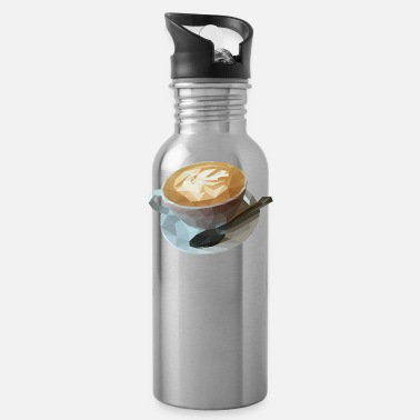 Cappuccino Koffie / cappuccino / gift idee - Drinkfles