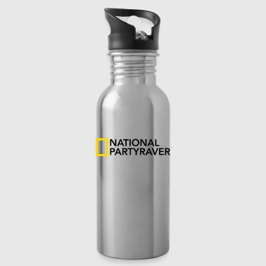 National Partyraver - Trinkflasche