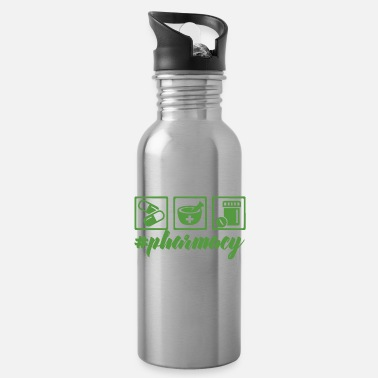 Pharmacy Pharmacy / Pharmacist: #pharmacy - Water Bottle