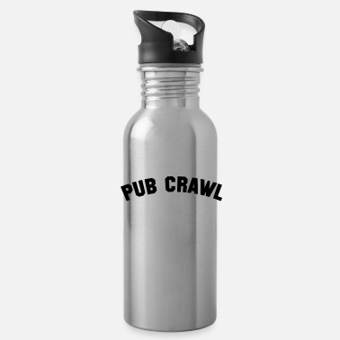 Crawl pub crawl - Water Bottle