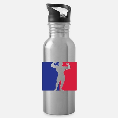 League Fitness League - Water Bottle