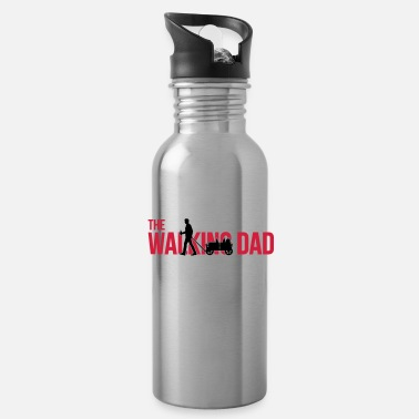 Walking Dad The Walking Dad - FathersDay Edition - Trinkflasche