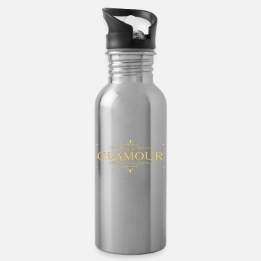 Glamour Glamour goud - Drinkfles