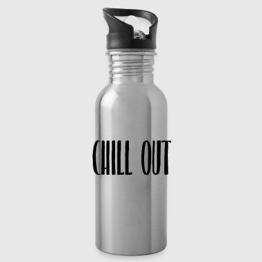 Chill out - Drinkfles