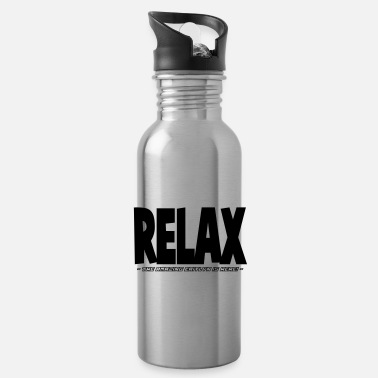 Caitlyn relax the amazing caitlyn is here - Water Bottle