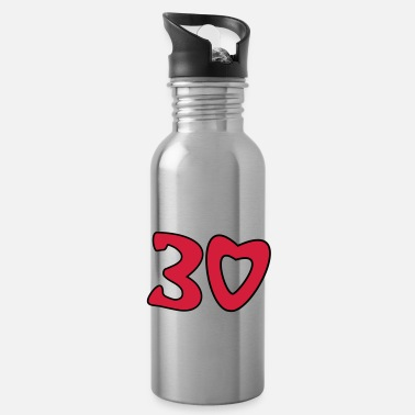 Thirty 30 - Thirty - Water Bottle