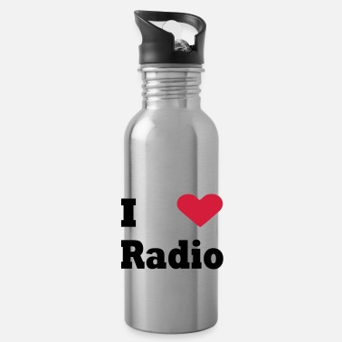 Radio Radio - Drinkfles