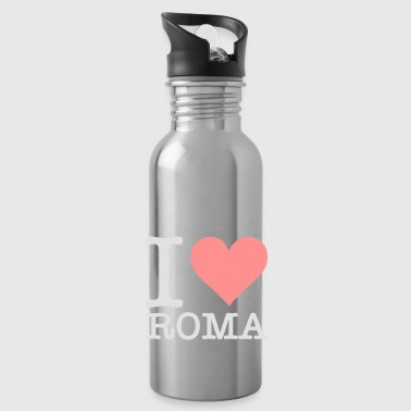 I Love Rome I Love Rome - Water Bottle