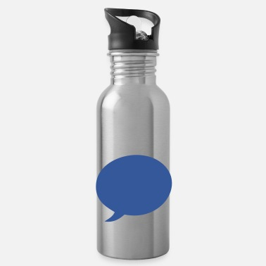 Speech Balloon Speech balloon - Water Bottle
