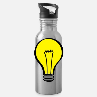 Light light bulb - Water Bottle