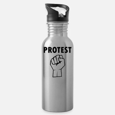 Conflict Protest2 - Drinkfles