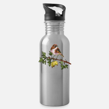 Fruit Bird - Water Bottle