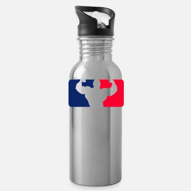 League Bodybuilding League - Water Bottle