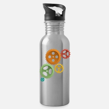 Gear Gears - Water Bottle