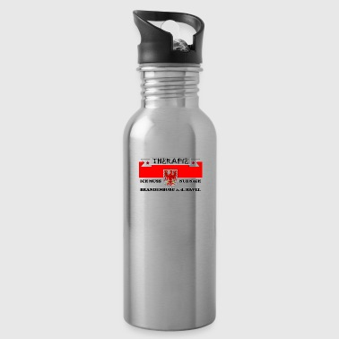 I do not need a therapy Brandenburg - Water Bottle