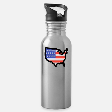 State United States - Water Bottle
