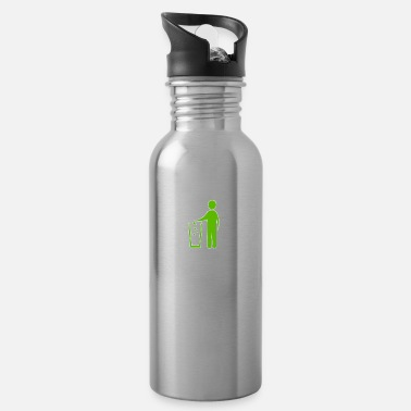 Recycling recycling - Water Bottle