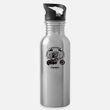 Leather Leather Rebel - Water Bottle