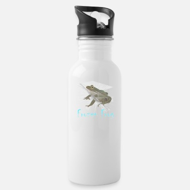 Frozen Frozen Frog - Frozen Frog - Water Bottle