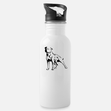 Staffordshire Staffordshire Terrier - Water Bottle