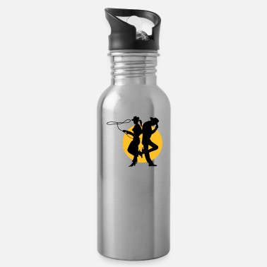 Sheriff sheriff - Water Bottle