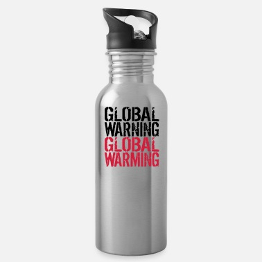 Global Global Warning - Réchauffement de la planète - Gourde