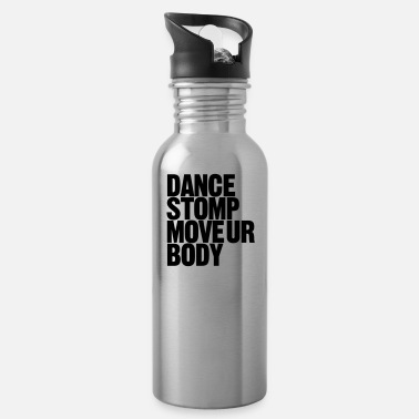 Stomp Mover la danza Stomp Ur Body - Cantimplora