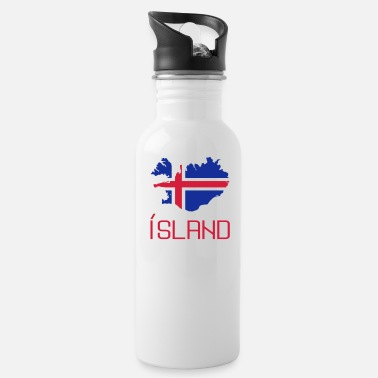 Iceland iceland - Water Bottle