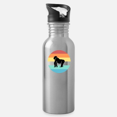 Gorilla gorilla - Water Bottle