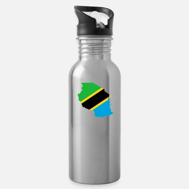 Tanzania Tanzania - Water Bottle