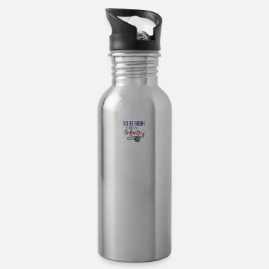 Infantry Skilled enough to become an infantry - Water Bottle