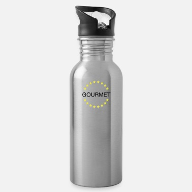 Gourmet Gourmet gourmet Chef Chefkoch 2c - Water Bottle