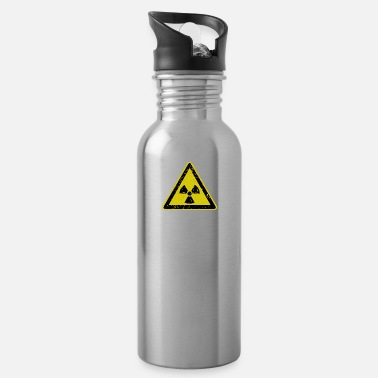 Radioactive radioactivity - Water Bottle