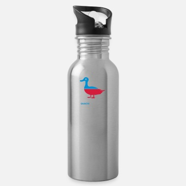 Political Party Political Party Animals: Duck - Water Bottle