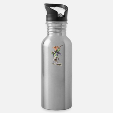 Chant Chanting Chanterelle - Water Bottle
