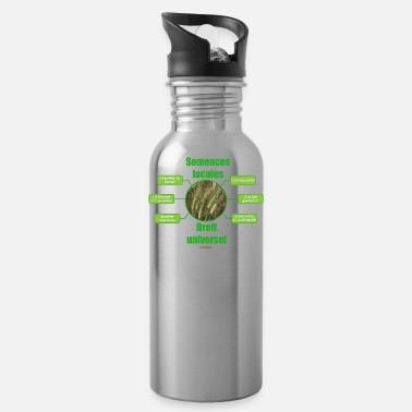 Local Local seeds - Water Bottle