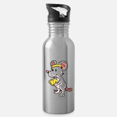 Rodent Rodent mouse rodents king - Water Bottle