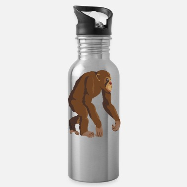 Chimpanzee Chimpanzee - Water Bottle