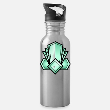Art Deco Art Deco Crystal - Water Bottle