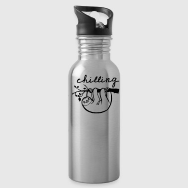 chilling - Water Bottle