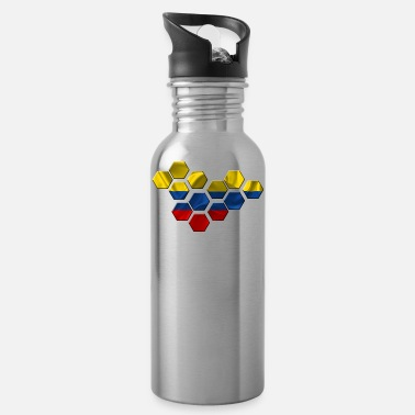 Colombia Colombia - Water Bottle