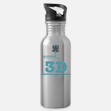 Printer 3D-printer - Drinkfles