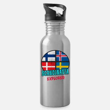 Scandinavie Scandinavie Explorer / Scandinavie / Cadeau - Gourde