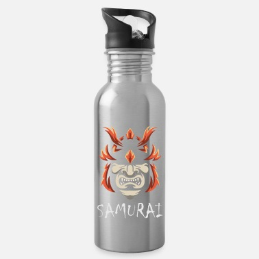 Samurai samurai - Water Bottle