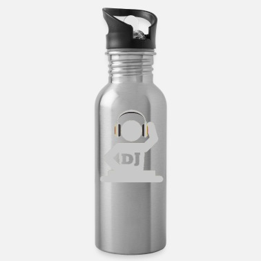 Disk Jockey DJ Disk Jockey - Water Bottle