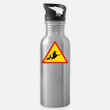 Witch witches witch witches witch halloween - Water Bottle