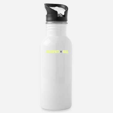 Occupation occupational therapist - Water Bottle