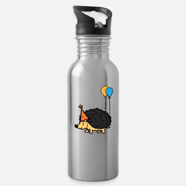40th Birthday Birthday Party Gift Celebration Funny Holiday - Water Bottle
