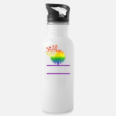 Mental Health Awareness Mental Health Awareness First - Water Bottle