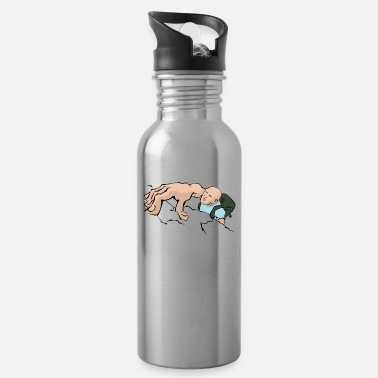 Climber Climber climber - Water Bottle